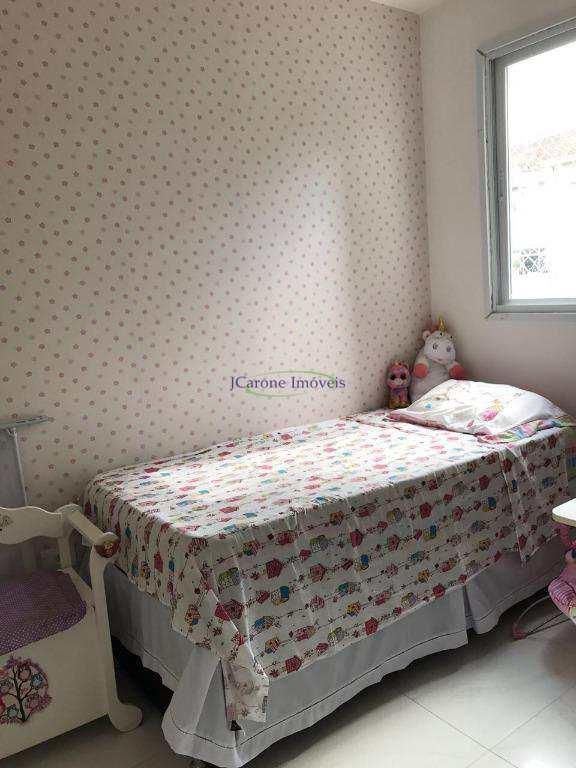 Casa com 3 dormitórios à venda, 180 m² por R$ 630.000,00 - Encruzilhada - Santos/SP
