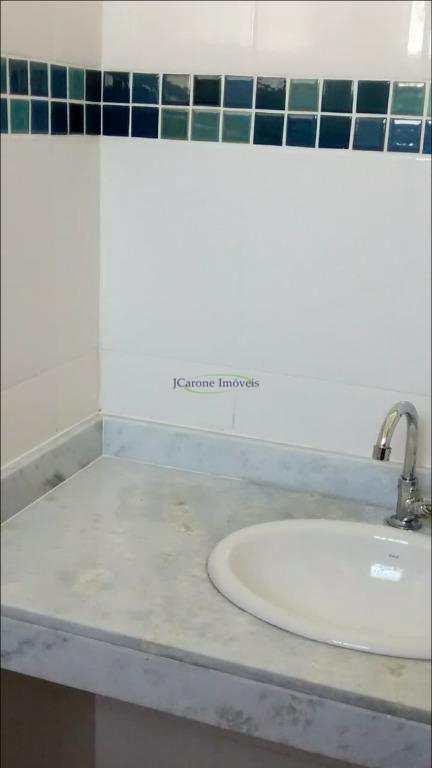 Casa com 3 dormitórios à venda, 110 m² por R$ 515.000,00 - Macuco - Santos/SP