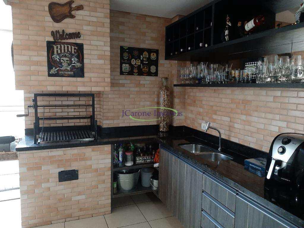 Apartamento com 3 dorms, Gonzaga, Santos - R$ 1.28 mi, Cod: 62274448
