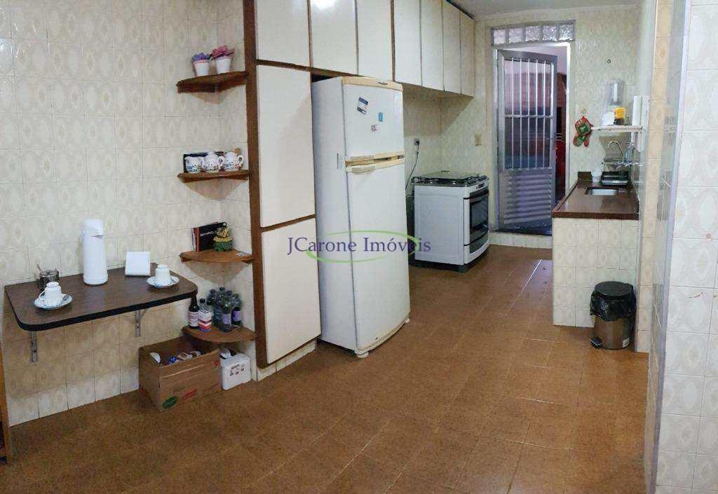 Casa à venda, 152 m² por R$ 690.000,00 - Marapé - Santos/SP