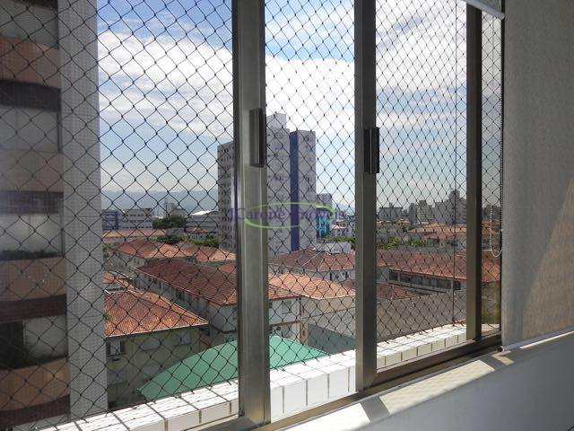 Apartamento com 3 dorms, Boqueirão, Santos - R$ 460 mil, Cod: 62255892