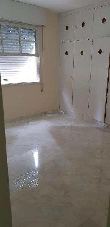 Apartamento com 3 dorms, Gonzaga, Santos - R$ 430 mil, Cod: 62220590