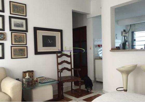Apartamento com 2 dorms, Ponta da Praia, Santos - R$ 490 mil, Cod: 62216002