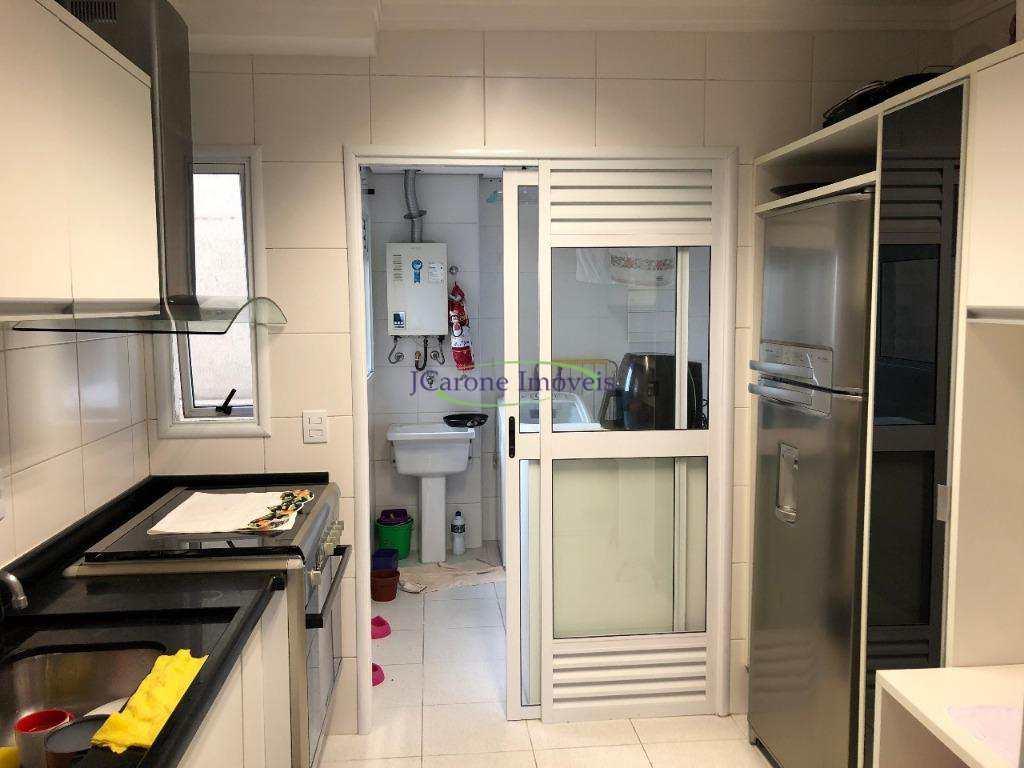 Apartamento com 3 dormitórios à venda, 80 m² por R$ 580.000,00 - Gonzaga - Santos/SP