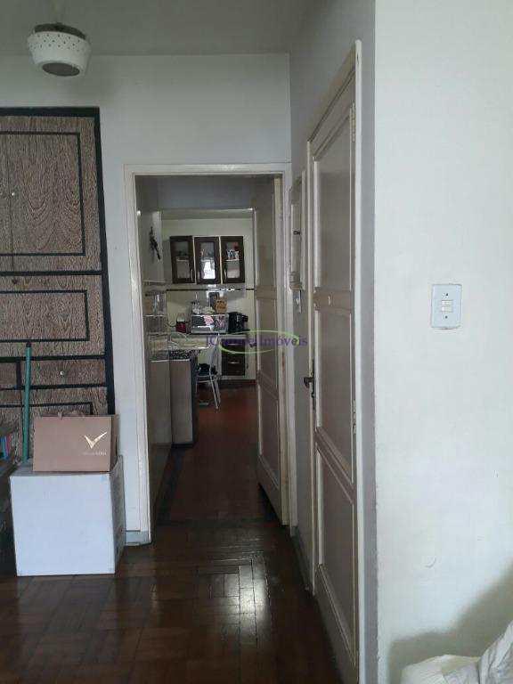 Apartamento com 2 dormitórios à venda, 90 m² por R$ 380.000,00 - Boqueirão - Santos/SP