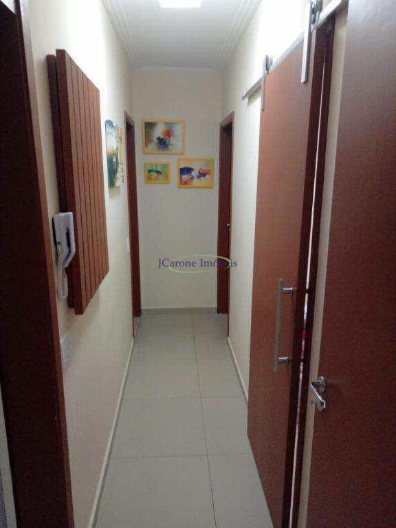 Apartamento com 2 dormitórios à venda, 90 m² por R$ 519.000 - Gonzaga - Santos/SP