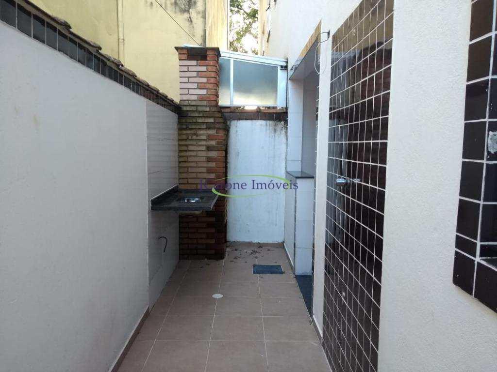 Casa à venda, 91 m² por R$ 420.000,00 - Macuco - Santos/SP