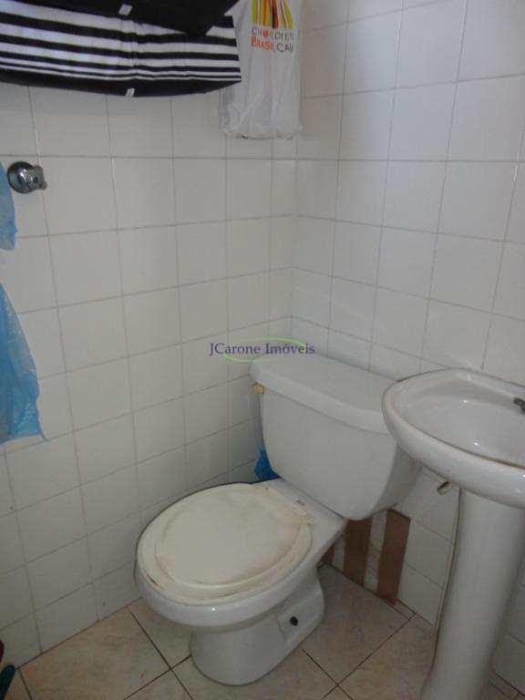 Apartamento com 1 dorm, Gonzaguinha, São Vicente - R$ 220 mil, Cod: 61766133
