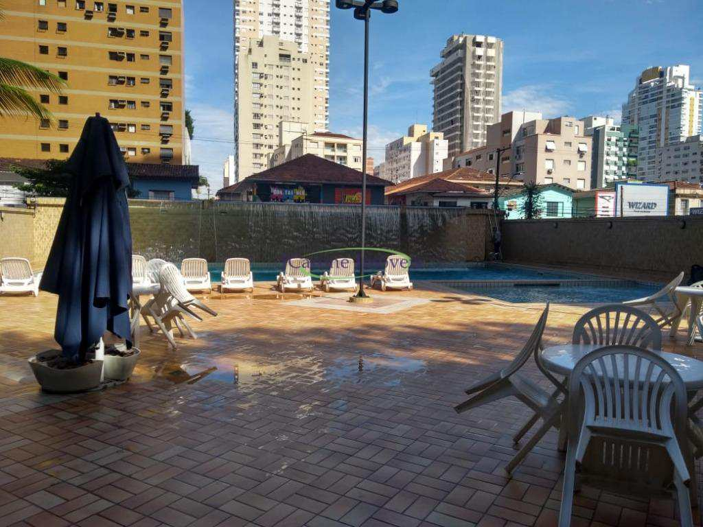 Apartamento com 3 dormitórios à venda, 230 m² por R$ 1.870.000,00 - Embaré - Santos/SP