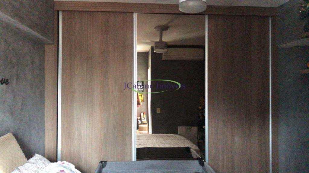 Apartamento com 2 dormitórios à venda, 68 m² por R$ 505.000 - Encruzilhada - Santos/SP