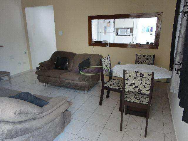 Apartamento com 2 dorms, Gonzaga, Santos - R$ 335 mil, Cod: 61436107