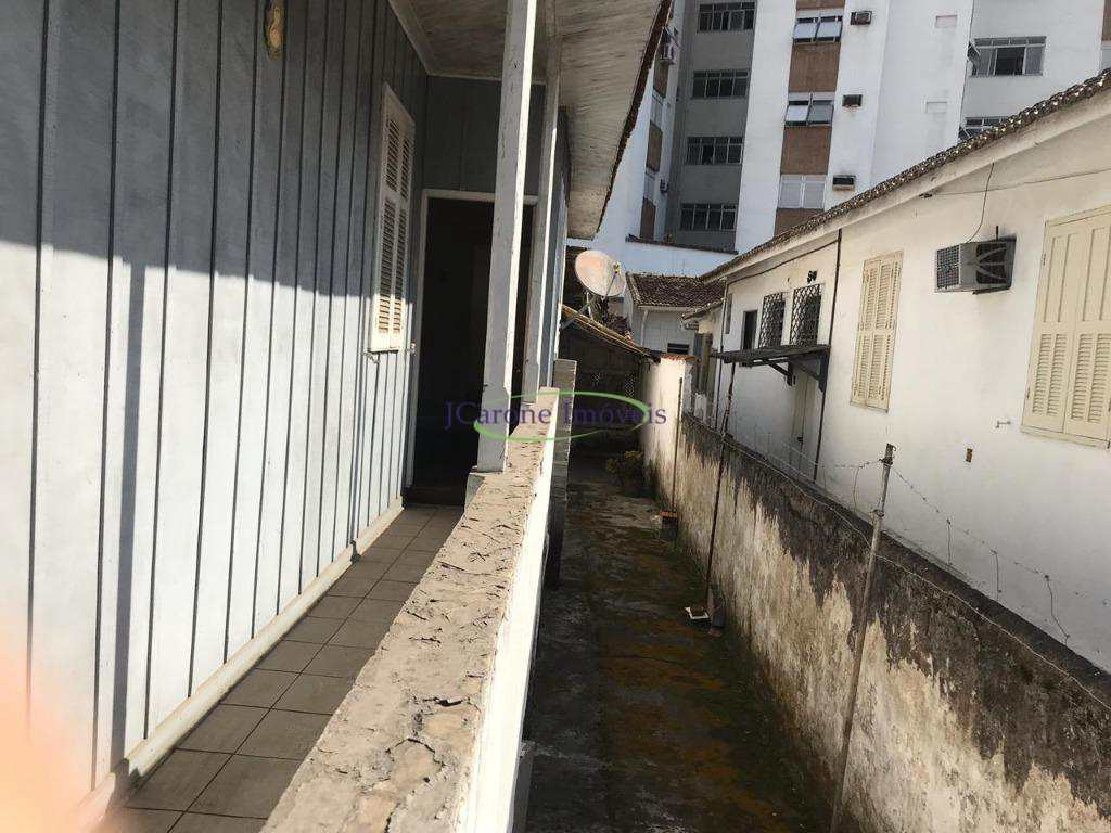 Terreno, Ponta da Praia, Santos - R$ 640 mil, Cod: 61412228