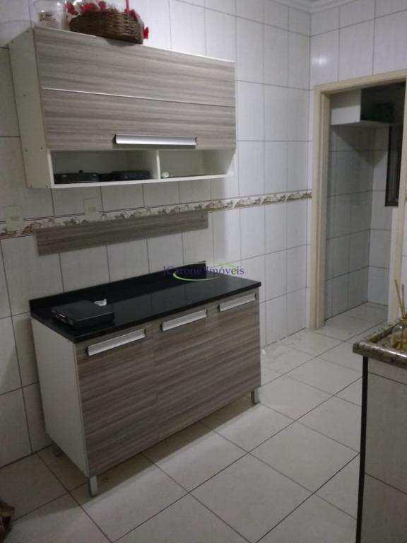 Apartamento com 1 dormitório à venda, 43 m² por R$ 159.000 - Jardim Paraíso - São Vicente/SP
