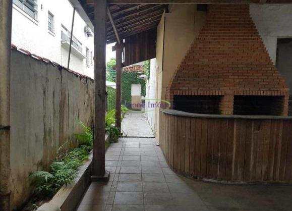 Casa com 4 dormitórios para alugar, 500 m² por R$ 15.000/mês - Gonzaga - Santos/SP