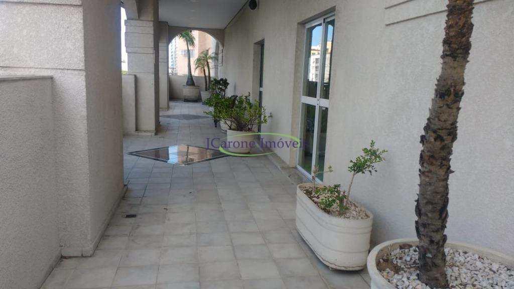 Apartamento com 2 dormitórios à venda, 77 m² por R$ 477.000 - José Menino - Santos/SP