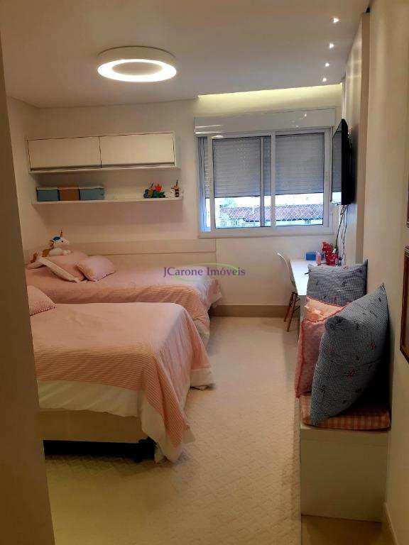 Apartamento com 3 dormitórios à venda, 130 m² por R$ 719.000 - José Menino - Santos/SP