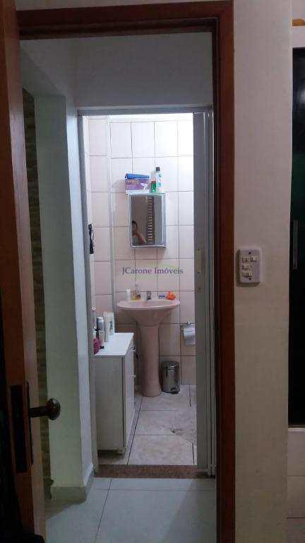 Apartamento com 1 dormitório à venda, 55 m² por R$ 170.000 - Centro - São Vicente/SP