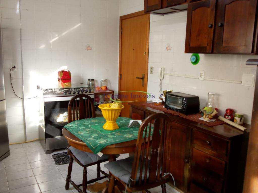 Apartamento com 3 dormitórios à venda, 130 m² por R$ 530.000 - Embaré - Santos/SP