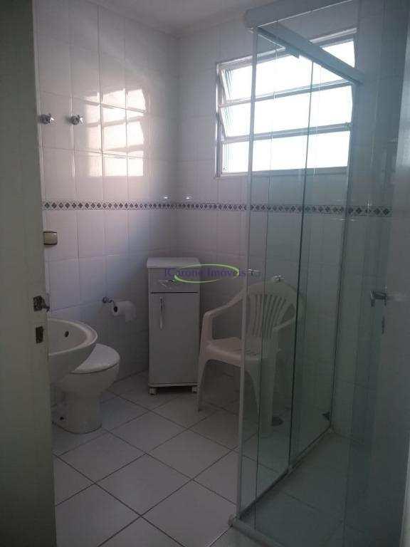 Apartamento com 2 dorms, Boqueirão, Santos - R$ 450 mil, Cod: 61281977