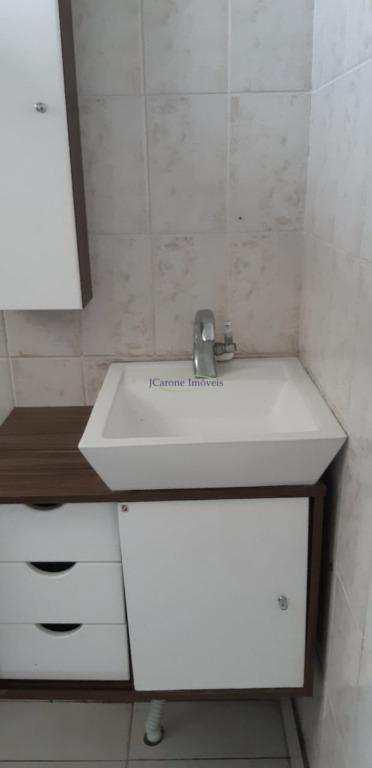 Apartamento com 1 dormitório à venda, 52 m² por R$ 159.000 - Catiapoa - São Vicente/SP