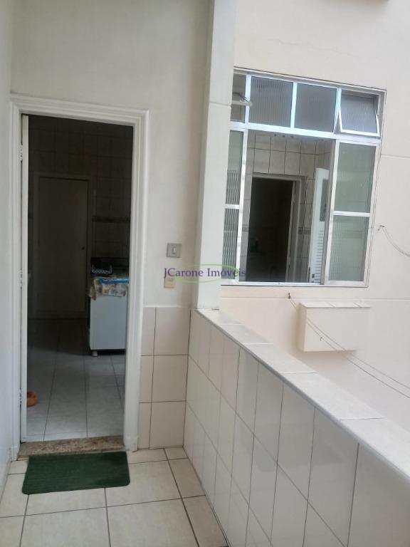 Apartamento com 2 dormitórios à venda, 113 m² por R$ 549.000 - Boqueirão - Santos/SP