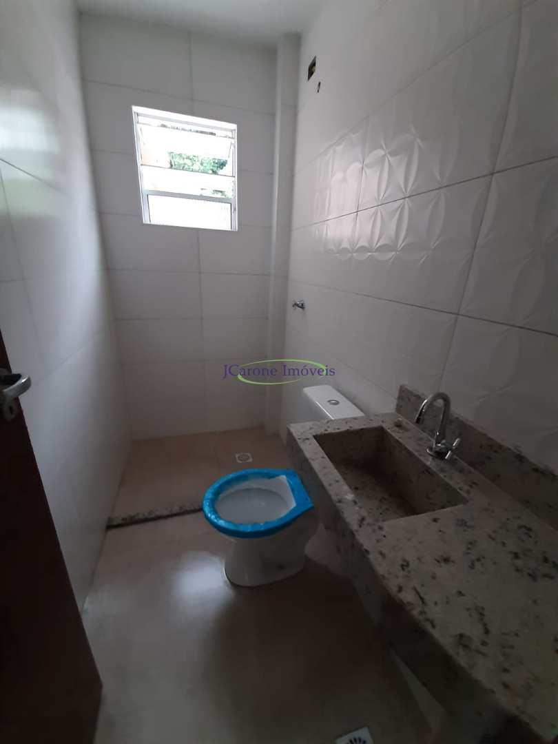 Casa com 2 dorms, Marapé, Santos - R$ 475 mil, Cod: 61095329