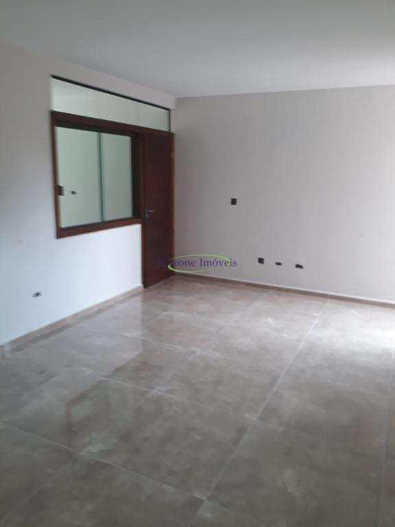 Casa com 2 dorms, Marapé, Santos - R$ 450 mil, Cod: 61095311