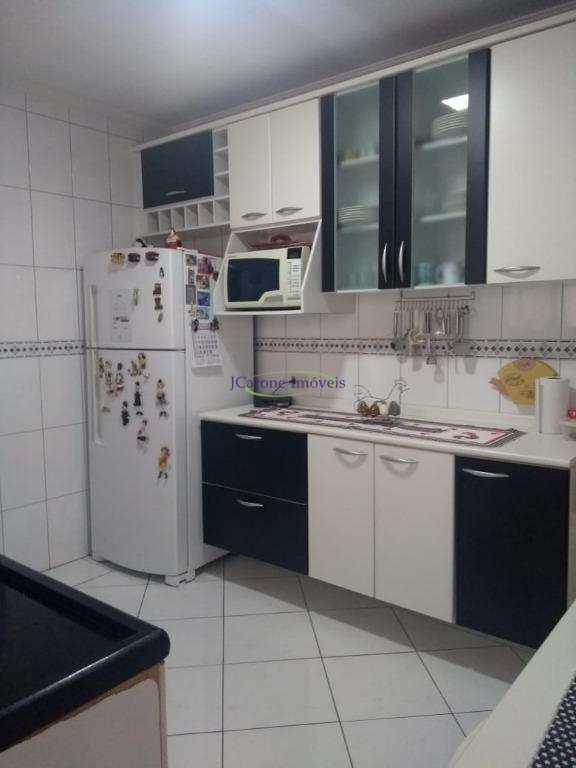 Apartamento com 2 dorms, Boqueirão, Santos - R$ 565 mil, Cod: 61025995