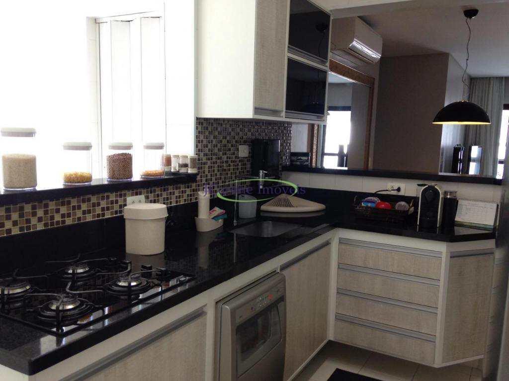 Apartamento com 3 dormitórios à venda, 130 m² por R$ 560.000 - Itararé - São Vicente/SP