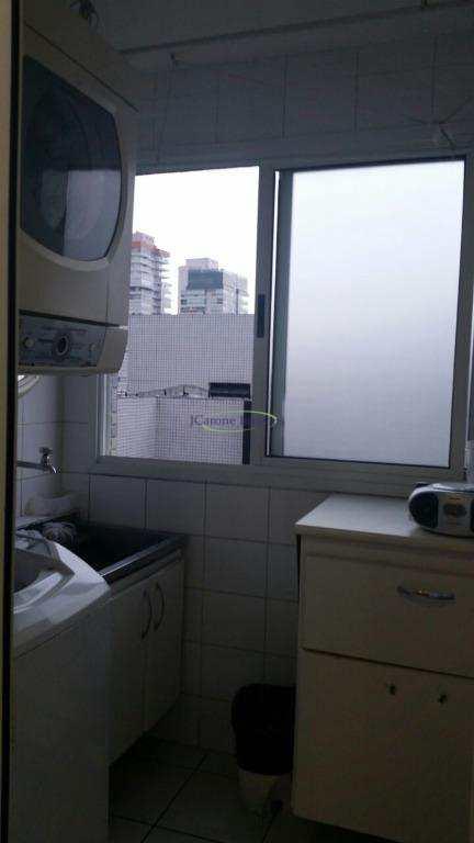 Apartamento com 4 dormitórios à venda, 151 m² por R$ 849.000 - Boqueirão - Santos/SP