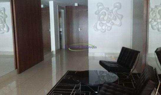 Apartamento com 2 dormitórios à venda, 89 m² por R$ 615.000,00 - Gonzaga - Santos/SP