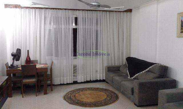 Apartamento com 3 dorms, Ponta da Praia, Santos - R$ 650 mil, Cod: 61008330