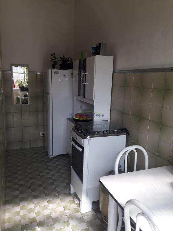 Apartamento à venda, 32 m² por R$ 115.000 - Centro - São Vicente/SP
