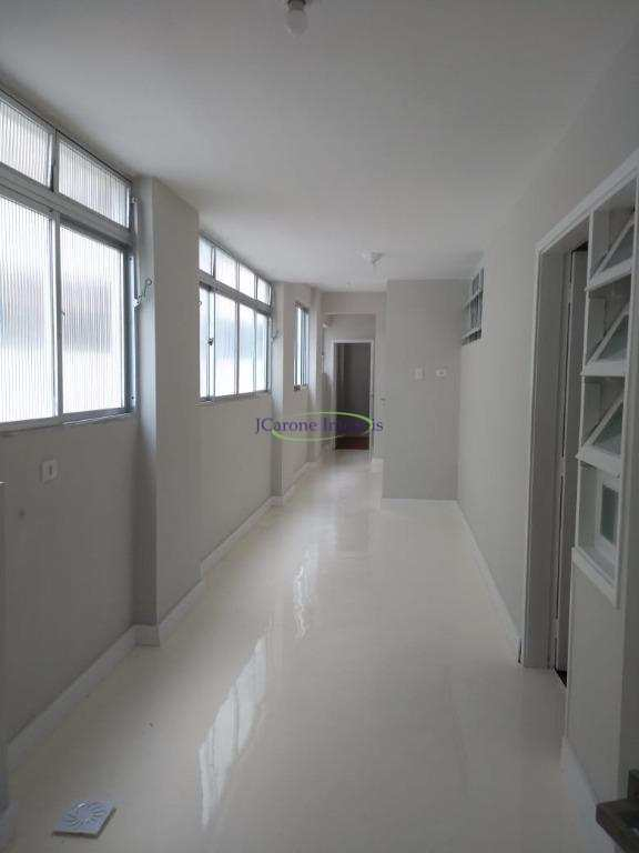 Apartamento com 4 dorms, Boqueirão, Santos - R$ 2.15 mi, Cod: 60983673