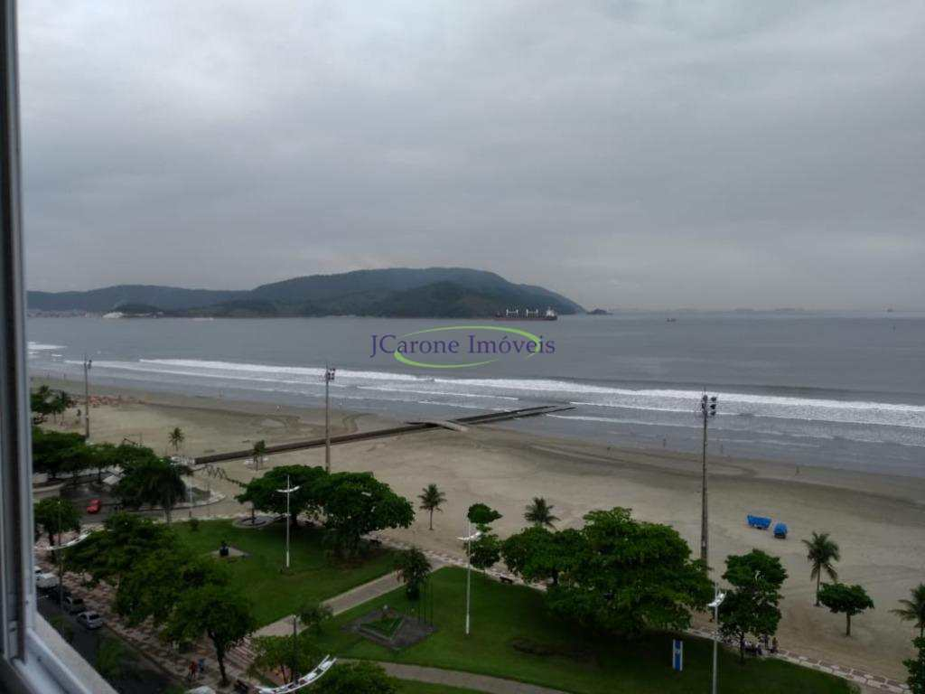 Apartamento à venda por R$ 2.150.000 - Boqueirão - Santos/SP