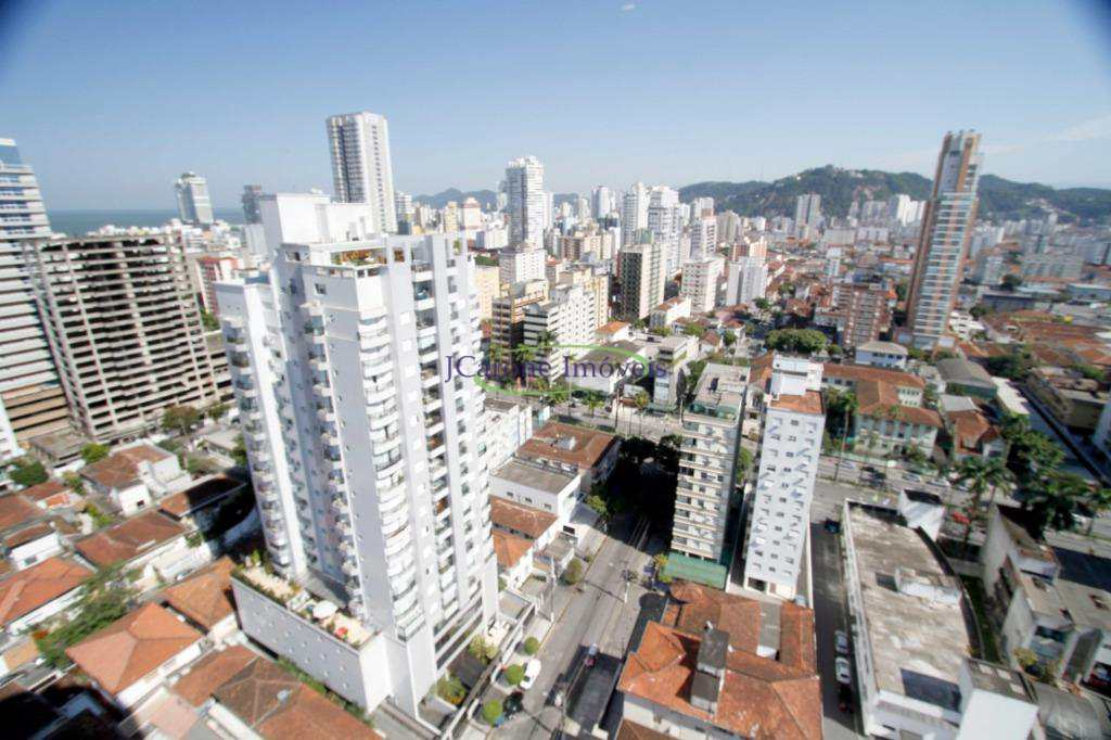 Apartamento com 3 dorms, Gonzaga, Santos - R$ 1.06 mi, Cod: 60962303