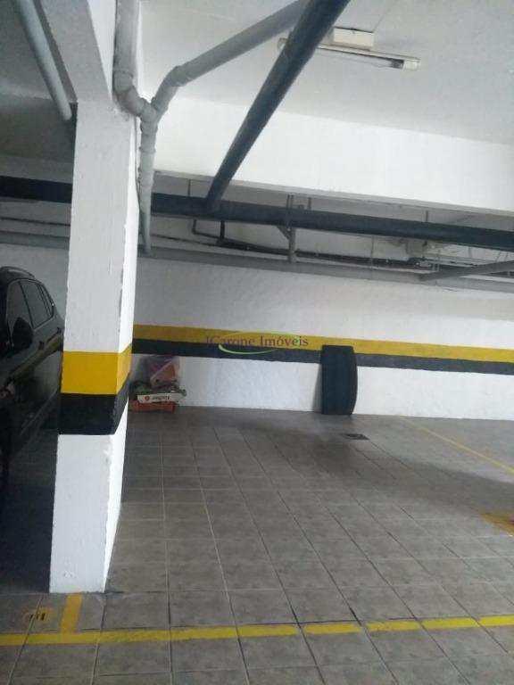 Apartamento com 4 dormitórios à venda, 275 m² por R$ 1.700.000 - Boqueirão - Santos/SP
