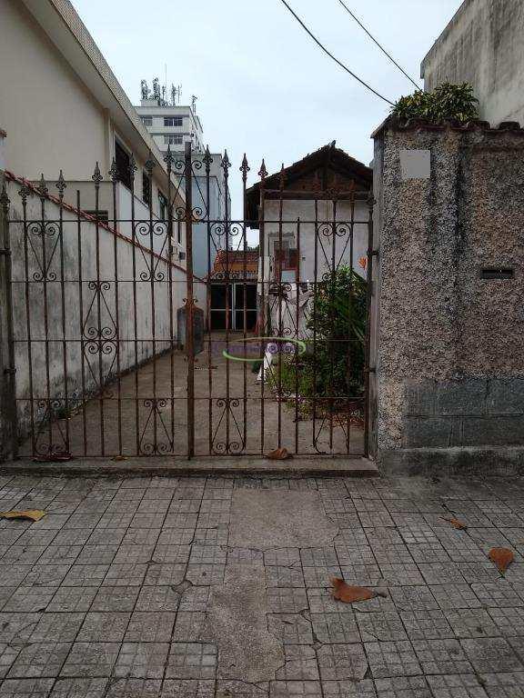 Terreno, Embaré, Santos - R$ 630 mil, Cod: 60911357