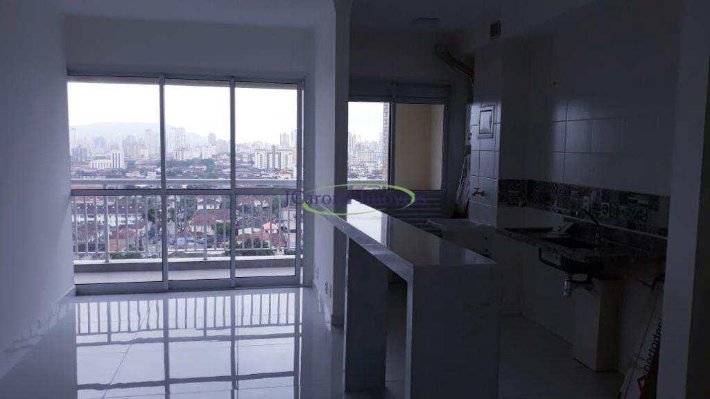 Apartamento com 1 dormitório à venda, 50 m² por R$ 275.000,00 - Vila Matias - Santos/SP