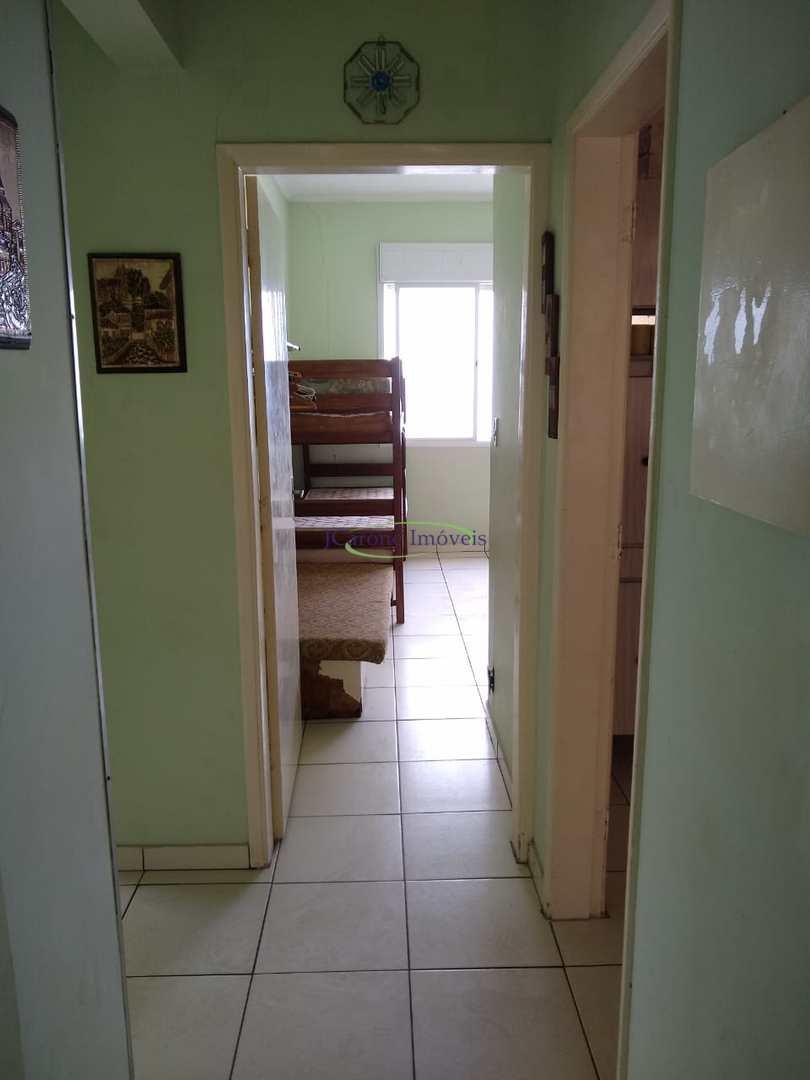 Apartamento com 1 dorm, Embaré, Santos - R$ 318 mil, Cod: 60890895