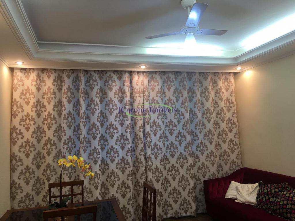 Apartamento com 2 dormitórios à venda, 70 m² por R$ 280.000 - Vila Matias - Santos/SP