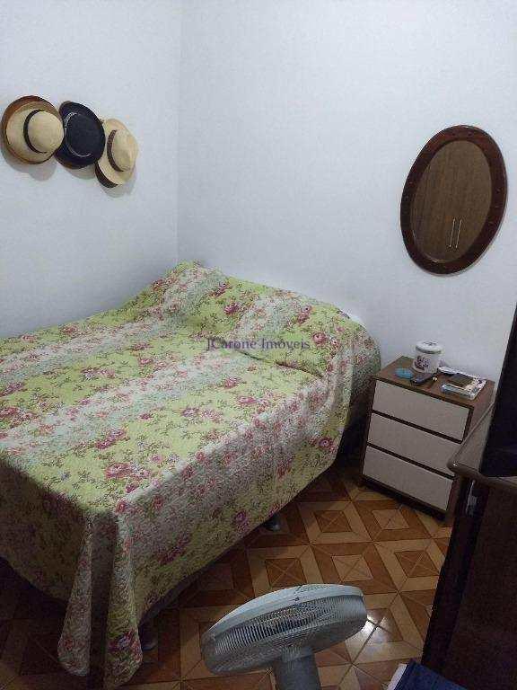 Apartamento com 2 dorms, Gonzaga, Santos - R$ 350 mil, Cod: 60552387