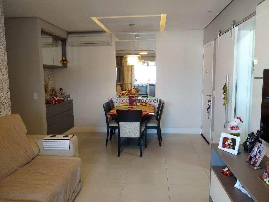 Apartamento com 3 dormitórios - venda/Permuta - Pompéia - Santos/SP