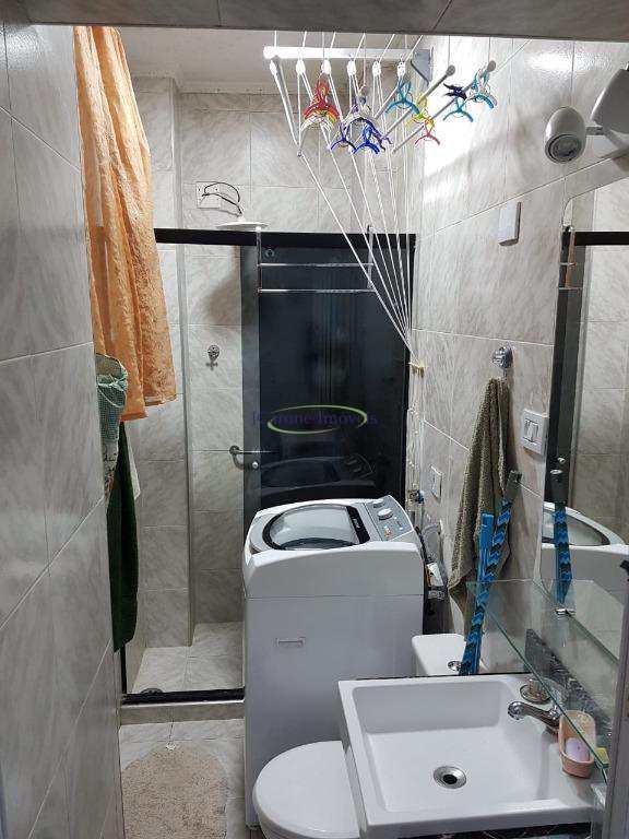 Kitnet com 1 dormitório à venda, 38 m² por R$ 265.000 - Embaré - Santos/SP