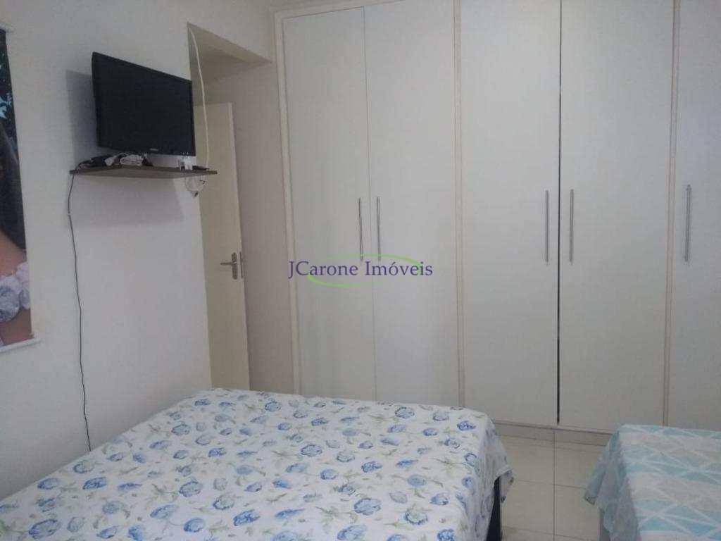 Apartamento com 1 dormitório à venda, 50 m² por R$ 270.000,00 - Pompéia - Santos/SP
