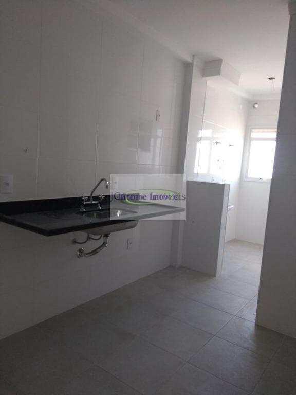 Apartamento com 2 dorms, Embaré, Santos - R$ 550 mil, Cod: 60372575