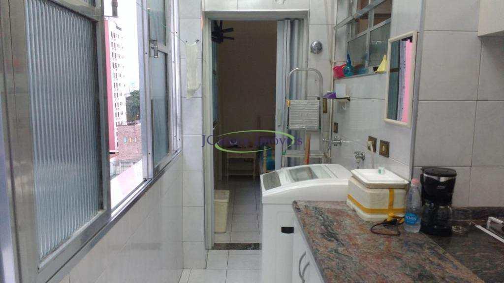 Apartamento com 2 dorms, Aparecida, Santos - R$ 390 mil, Cod: 60371875