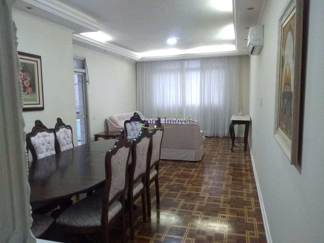 Apartamento com 3 dorms, Gonzaga, Santos - R$ 599 mil, Cod: 60330879
