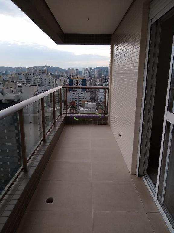 Apartamento com 4 dorms, Embaré, Santos - R$ 2.1 mi, Cod: 60290973