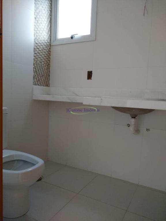 Apartamento com 3 dormitórios à venda, 128 m² por R$ 1.080.000 - Embaré - Santos/SP